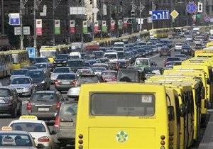 Развития автомобильного транспорта Украины