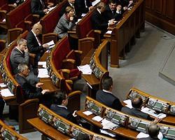 ВР приняла предложения Президента к закону об упрощении разрешительных процедур в строительстве