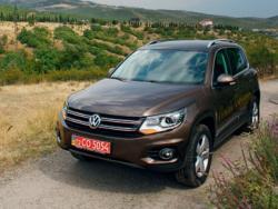 Volkswagen Tiguan: сила традиций