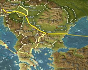 Болгария грозит проблемами «Южному потоку»