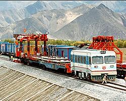 Китай заключил контракт на строительство 5,3 тыс. км железных дорог в Иране
