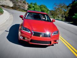 Lexus GS 350 AWD: хочет и может