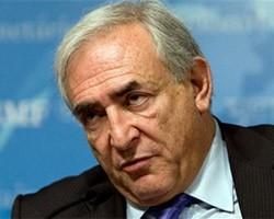 Д.Стросс-Кан: МВФ не планирует реструктурировать долг Греции