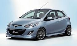 Mazda представит 10 машин в Токио (ФОТО)