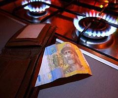 Введение предоплаты за газ для Украины