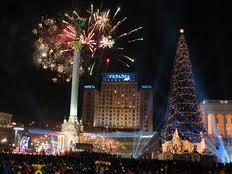 Киев встретит Новый год совершенно по-новому