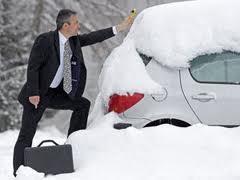 Как «убить» свое авто зимой