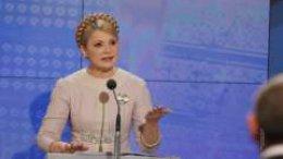 Тимошенко объяснилась по газовым контрактам в прямом эфире