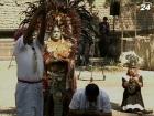 Мексиканские майя провели церемонию встречи новой эры