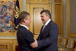 Миллер на два часа слетал к Януковичу
