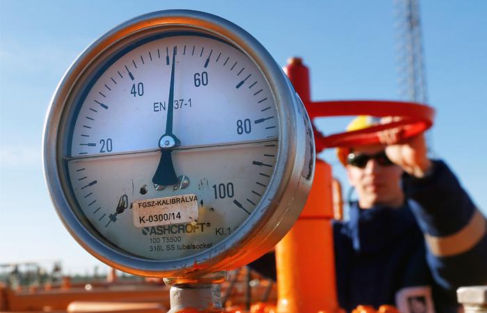 За день запасы газа в Украине увеличились