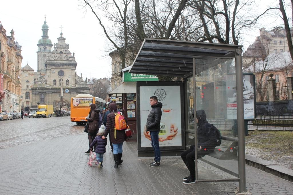 Уровень городской рекламы должен быть европейским