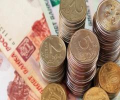 Рубль в начале дня корректируется вверх