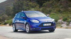Включить/выключить: тестируем новый хот-хэтч Ford Focus ST