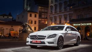 Следим за попыткой универсала Mercedes CLS создать новый жанр