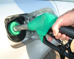 Украинцы променяли бензин на дизель