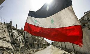 Оппозиция в Сирии захватила пограничные пункты