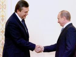 Путин загоняет Януковича в тупик