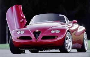 13 фантастических концепт-каров Alfa Romeo