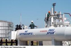 Украина таки выкачивает российскую нефть из трубы, чтобы пустить каспийскую