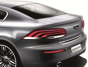 Опубликованы первые официальные фото автомобиля Qoros GQ3