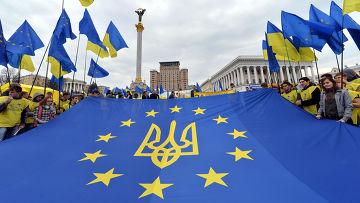 Украина может поставить в Европу сельхозпродукции на 6,9 миллиарда долларов США