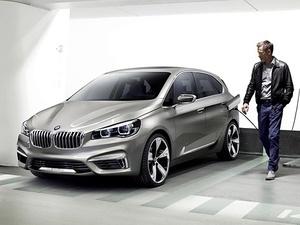 BMW рассекретила свой первый переднеприводный автомобиль