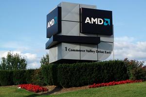 Доходы компании AMD возросли
