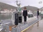 5 новых украинских пограничных патрульных катеров вышли в море