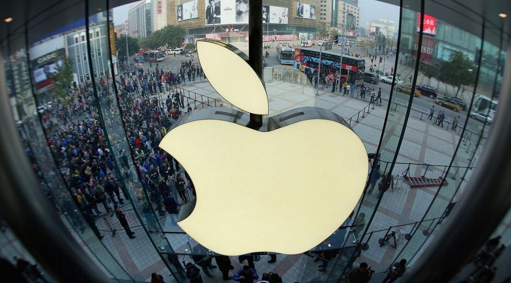 Apple продолжает бить рекорды: компания увеличила выручку на 22%