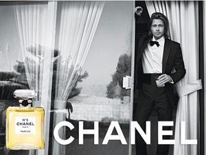 Впервые в истории лицом аромата Chanel №5 стал мужчина