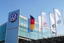 Volkswagen перестал выпускать автомобили