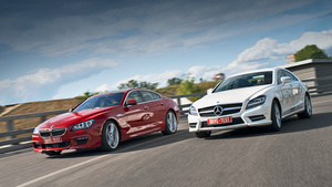 Ищем купейные корни в четырёхдверках Gran Coupe и CLS