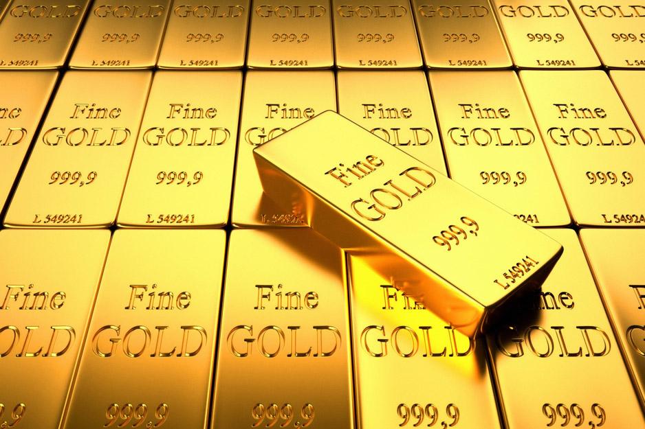 Золотые запасы биржевых фондов увеличились на 500 тонн