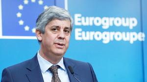 Министр финансов Португалии возглавит Еврогруппу