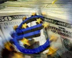 В Украине подорожали евро и доллар