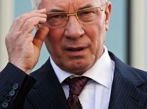 Азаров отправлен в отставку
