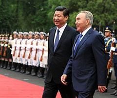 Партнёрство КНР и стран ЕврАзЭс