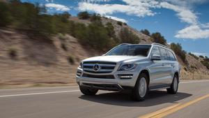 Открываем Америку с внедорожником Mercedes-Benz GL