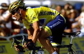 Легендарный Лэнс Армстронг оказался допинговым королем