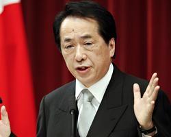 ВВП Японии в IV квартале 2010 г. снизился на 0,3%