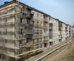 Ремонт домов ЖКХ Крыма и Севастополя оплатят