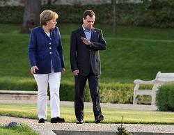 Меркель обрубила третью ветку