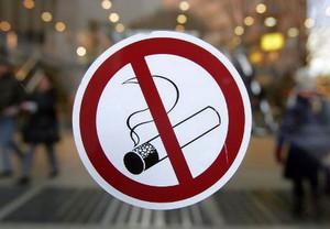 Закон о запрете курения коснется и Верховной рады