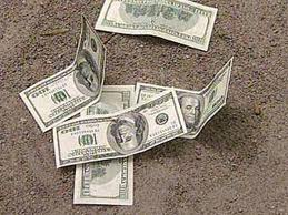 Доллар устал быть сильным и сдался...