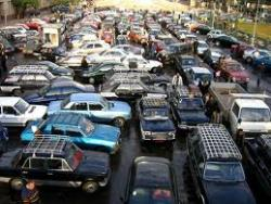 Из-за налогового кодекса автомобилей на дорогах станет меньше