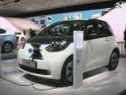 Парижский автосалон: новинки экологически чистых машин