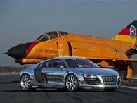 Вышел в свет 777-сильный Audi R8 (ФОТО)