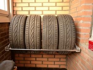 Как правильно хранить шины зимой