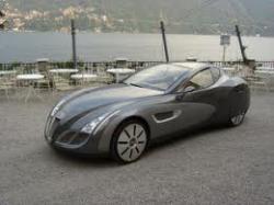 Новое авто марки Bloodhound будет развивать скорость - 1600 км/час